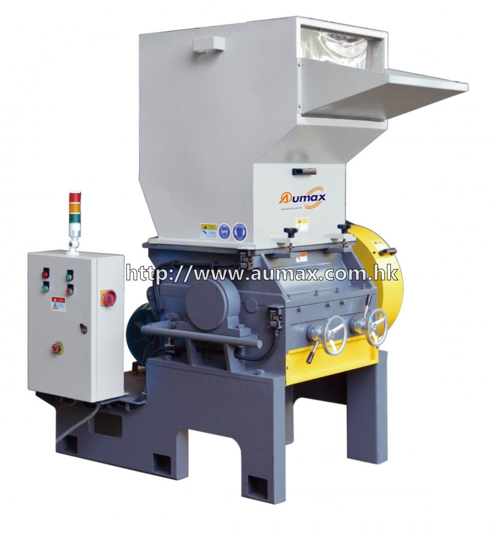 Plastic Film Sheets Bottles Crusher Machine