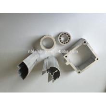 6063 T6 Radiador de extrusão de alumínio / dissipador de calor de extrusão de alumínio
