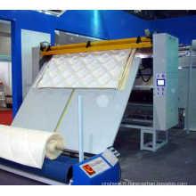 Machine de découpage de tissu cm-94 / échantillon de tissu Machine de coupe