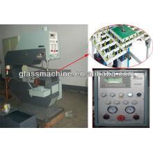 YZ220 Automáticas de cristal máquina de perforación con pantalla táctil