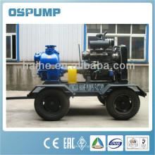 6-Zoll-selbstansaugende Pumpe, Diesel-Wasserpumpe für die Bewässerung
