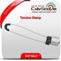 Pince d'ancrage de pince de tension de câble de fibre optique de haute qualité Csp-07 ADSS