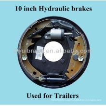 10 Zoll Hydraulische Bremsen für USA und Ozeanien Markt
