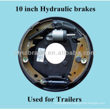 10 inch Hydraulic Brakes for USA and Oceania market
