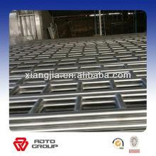 Viga de acero estructural del almacén de la viga de la escalera Q345