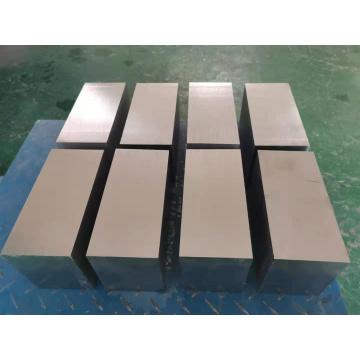 Barra cuadrada de titanio ASTM B348 Varillas forjadas GR5