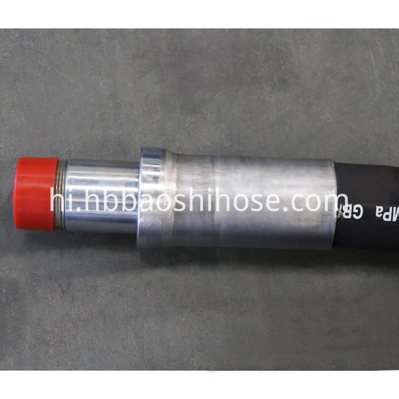 Wire Spiral Drilling Hose