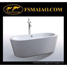 Caliente-Vende la bañera independiente de acrílico del cuarto de baño (BA-8202)