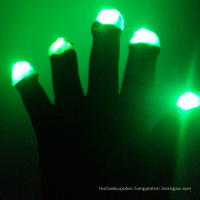 Party Wholesale Supplies Led Light Shining Gloves