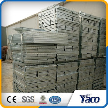 Marche d'escalier en acier au carbone Yachao 325/30/100 400x1000mm