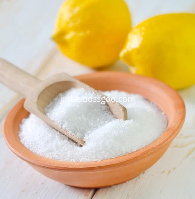 Citric Acid Monohydrate For Food