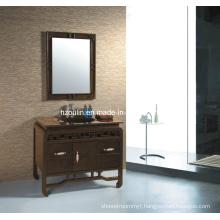 Antique Solid Wood Bathroom Vanity (1804)