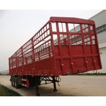 Light Self - Weight Cargo Semi Trailer Truck