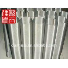Filet de filtre à liquide et filtre à liquide en acier inoxydable et filet de filtre à liquide et filtre à air