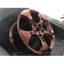 Nano Sprayed Automotive Wheels