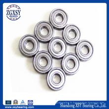 686z roulements à billes radiaux de cannelure profonde miniature