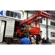 Gl-Iia Remolque Plataforma de perforación montada para la venta