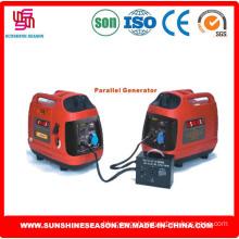 Portable Gasoline Digital Inverter Generators (SE1000I SE1000IP) for Outdoor Use