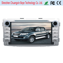 Car DVD Player GPS Navigation for Toyota Hilux