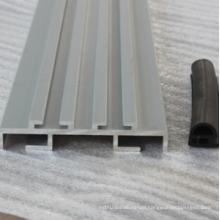 Extruded 6063 Aluminium Profile for Door