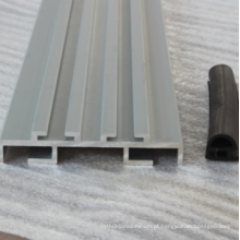Perfil de alumínio extrudado 6063 para porta
