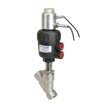Multi-Function Pneumatic Swith Angle Valve
