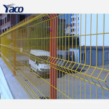 Alibaba China high Quality Secure Welded Mesh Fence 3D fence