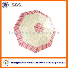Guarda-chuva de estilo Lady treliça