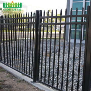Popular PVC Coated Paged Gate For Security