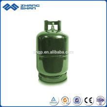 Niedriger Preis 13L 6KG Small LPG Gasflasche für Philippinen