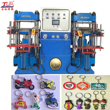 Keying Silicone Double Forming Machine