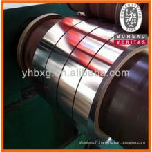 Bande en acier inoxydable 316L avec de bonne qualité (bobine laminé à chaud de 316L)