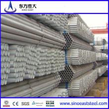 Rohr aus verzinktem Stahl