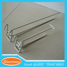 shop fitting wire mesh display hook