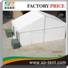 Des tentes de stockage industrielles faciles à installer de 8x10m en matériau ignifuge ignifuge