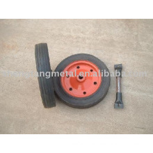 solid rubber wheel 13 inches