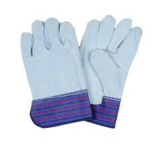 Cow Split Leather Work Glove, Building Glove, CE Glove