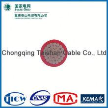 Profesional Cable Fuente de alimentación de fábrica aislado cable eléctrico thw cable eléctrico flexible