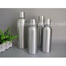 Botella de aluminio para envases de alcohol (PPC-AB-07)