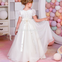 Wholesale White Baby Evening Tulle Dress Baby Girl Dress Prices for Party