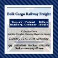 Перевозка сыпучих грузов в Европе