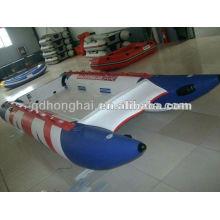 Barco inflável do catamarã de alta velocidade de CE