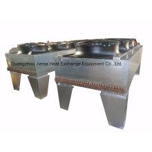 Чиллер с воздушным охлаждением с алюминиевыми пластинами для процесса окраски