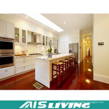 Muebles blancos de los armarios de la cocina de Foshan Factory Shaker (AIS-K379)
