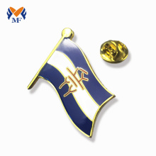 Promotional Custom National Country Flag Lapel Pin Badge