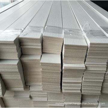 Direct Supplied 50mm Polystyrene PS Venetian Blind Slat Components
