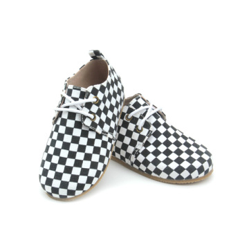 New Fashion Crib Shoes Hard Sole Kinder schoenen