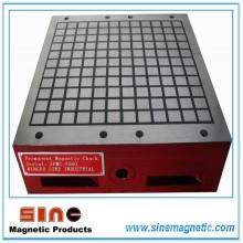 Grilles Super Permanent Magnetic Chuck / Sucher (centre d'usinage, fraisage CNC)