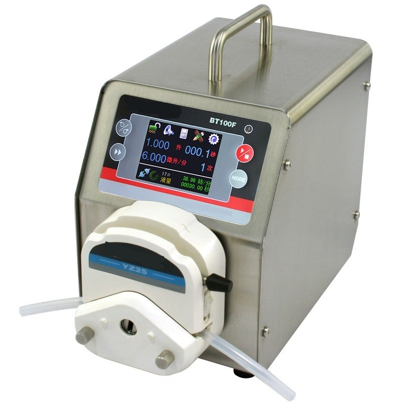 peristaltic pump with timer