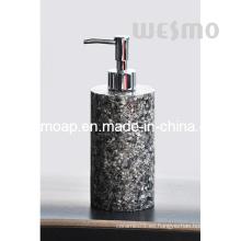Dispensador de jabón Polyresin de arenisca